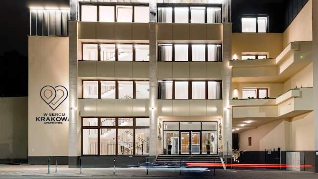 W Sercu Krakowa Aparthotel - hotel