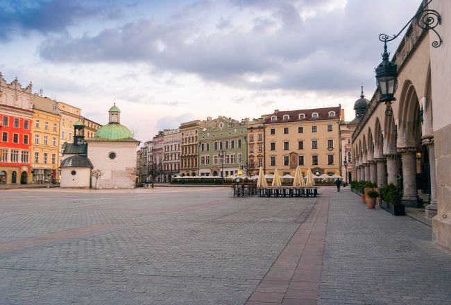 Oferta specjalna W sercu Krakowa Aparthotel